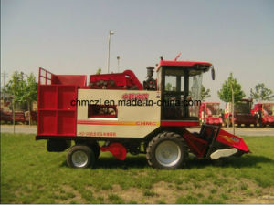Machines Used Harvest Corn for Corn Ear Picking and Peeling pictures & photos