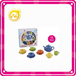 Newest Funny Children Porcelain Tea Set Toys Ceramic Toys