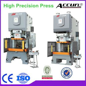 Precision Mechanical Type Power Press with 25 Ton Pressure pictures & photos