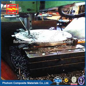 Titanium Steel Clad Metal Heat Exchanger Tubesheet pictures & photos