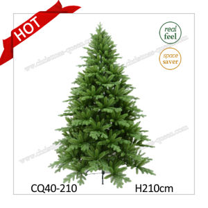 H4-10 FT Handmade Plastic Christmas Tree OEM Christmas Decorations LED Christmas Tree pictures & photos