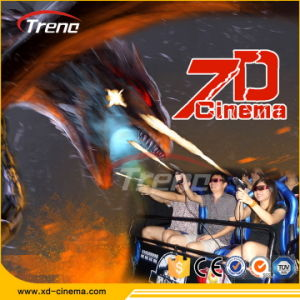 Hot Sale 7D Cinema Simulator 7D Motion Ride 7D Hydraulic/Electric System pictures & photos