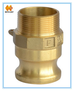 Sand Casting Camlock Adapter Male BSPT Camlock Couplings pictures & photos