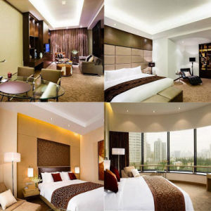 Asian Holiday Inn Hotel Furniture Hotel Bedroom Set (FLL-SK07)