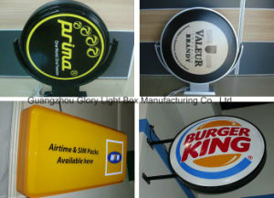 Energy Saving Vacuum Formed LED Light Box pictures & photos