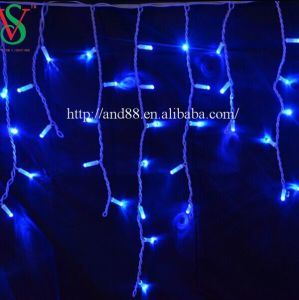 Rubber Cable 2*0.6m LED Icicle Light for Home Decor pictures & photos