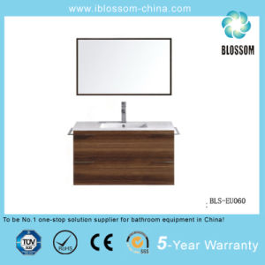 Factory Wholesale Sanitary Ware MDF Bathroom Cabinet (BLS-EU060) pictures & photos