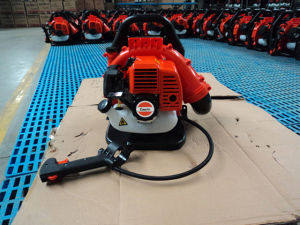 High Quality Gasoline Backpack Leaf Blower (EB808) pictures & photos
