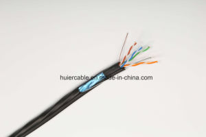 UTP/FTP/SFTP Cat5e LAN Network Cable pictures & photos