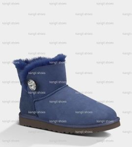 Sheepskin Snow Fur Boots (HF090)
