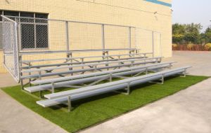 Outdoor Anti-Rust Metal Structure Bleacher, Grandstand Seating, Sports Tribune for Public Events as Sports, Education, Entertainment
