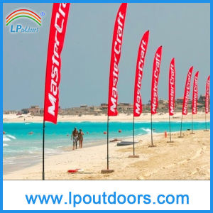 Promotion Beach Banner Flag/Printing Flag pictures & photos
