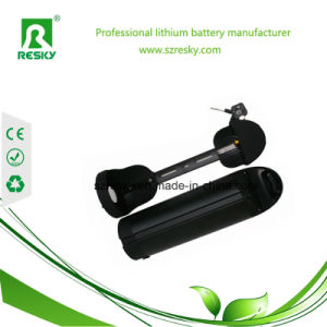 Rechargeable 24V 13ah E-Bike Battery Pack Water Bottle Pack