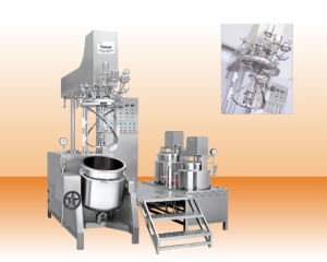Hydraulic Homogenizer Vacuum Emulsifying Machine