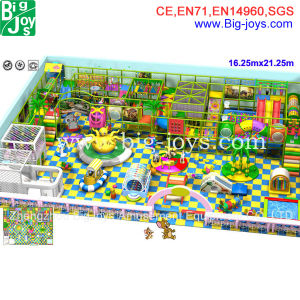 Giant Customize Indoor Playground for Kids, Entertainment Center Children Playground pictures & photos