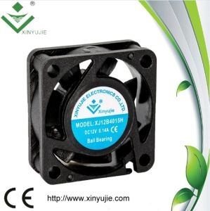 40*40*15mm DC Cooling Fan 2016 Hot Plastic Fan Made in China pictures & photos