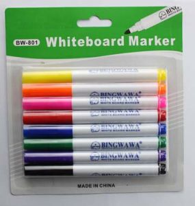 Colorful Whiteboard Marker for School Stationery pictures & photos