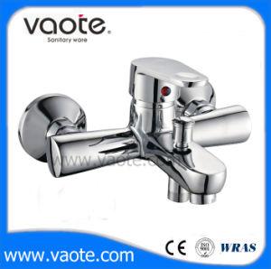 Brass Body Cheap Bathroom Shower Faucet/Mixer (VT10601) pictures & photos