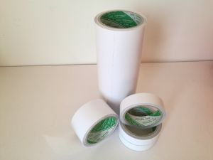 White Double Sided Adhesive Tape for The Sticking of Brochure pictures & photos