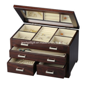 Wooden Jewelry Case with Storage Box pictures & photos