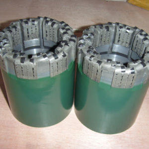 Geobor S 146 Tsp Core Drill Bit, Geocube Set Core Bit, PCD Coring Bit pictures & photos