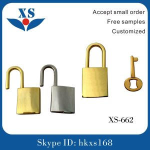 Custom Bag Hardware Bag Metal Turn Lock