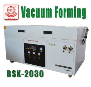 Bsx-2030 Egg Tray Vacuum Forming Machine pictures & photos