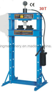 30ton Hydraulic Shop Press with Gauge pictures & photos