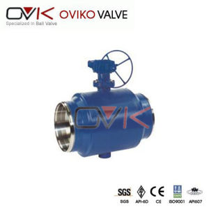 API ANSI Full Welded Forged Steel Ball Valve
