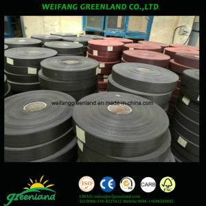 PVC Edge Lipping for Furmiture with Wood Grians and Solid Colour pictures & photos