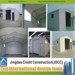 ISO Standard Light Steel Garage pictures & photos