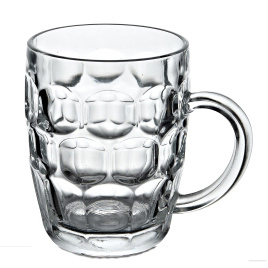 560ml Beer Mug / Glass Tankard / Beer Stein pictures & photos
