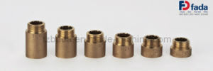 Lead-Free Brass & Bronze Pipe Fittings (DVGW certificated) pictures & photos