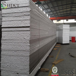 Lightweight EPS Foam Insulated Steel Sandwich Roof/Wall Metal Panels pictures & photos