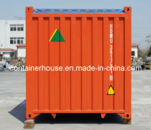 Second Handle 20 Ft Open Top Container pictures & photos