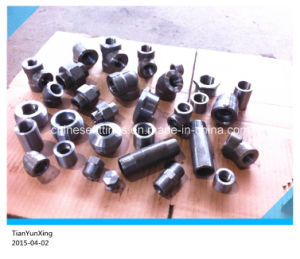 ANSI Forged Carbon Steel Socket Weld/Threaded Fittings pictures & photos