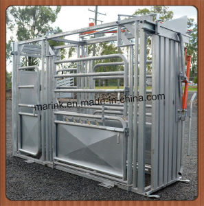 New Design Cattle Squeeze Chute on Saling pictures & photos