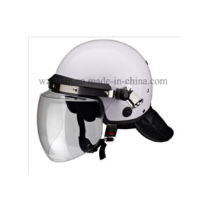 Anti Riot Helmet European Style with Adjustable Head Band (FBK-S01) pictures & photos