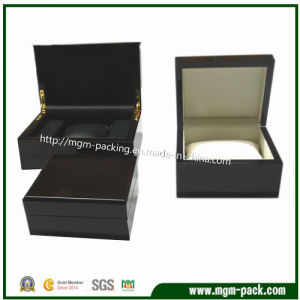High End Piano Lacquered Storage Wood Watch Box pictures & photos