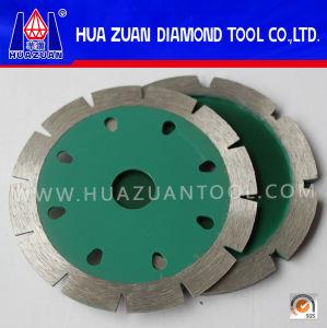 Green Color Tuck Point Concrete Diamond Blade Stone Diamond Saw Blade pictures & photos