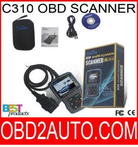 Creator C310 Multi System OBD2 Scanner Tool V4.8 for BMW
