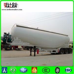 40cbm 45ton 3 Axle Dry Bulk Cement Silo Trailer pictures & photos