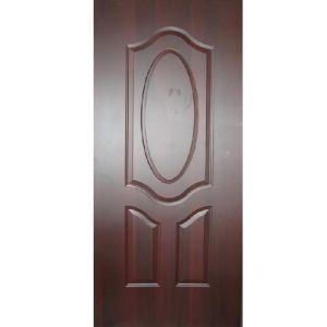 Melamine /Natural Veneer Faced Door Skin for Door pictures & photos