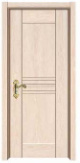 Hot Sale Simple Design Solid Wooden Entrance Door pictures & photos