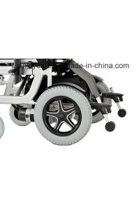 Aluminum Foldable Power Wheelchair for Disabled (EPW61) pictures & photos