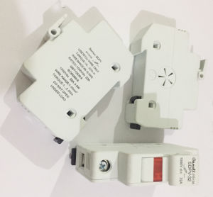 PV Module Components 1000V/ 1500V DC Fuse Block with Fuse pictures & photos