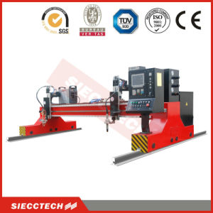 Sheet Metal Cutting Machine/Aluminum Cutting Machine/CNC Plasma Cutting Machine pictures & photos
