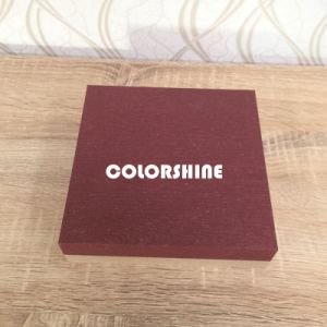 Attractive Chocolate Wooden Like Paper Packing Gift Box pictures & photos