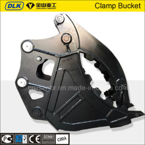 24-30ton Excavator Hydraulic Clamp Bucket for All Excavator pictures & photos