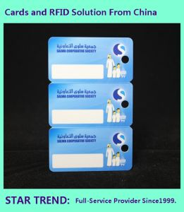 Tag Card for Cargo Management with ISO14443 pictures & photos
